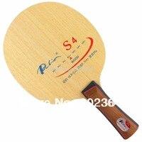 Palio S4 (S-4, S 4) Ahşap TÜM + PingPong Raket için Masa Tenisi Blade