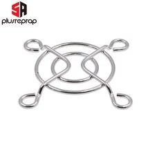 1 pçs extrusora ventilador capa para 4010 ventilador de refrigeração escudo ferro proteção net filtro poeira grade protetora 40mm x 40mm impressora 3d