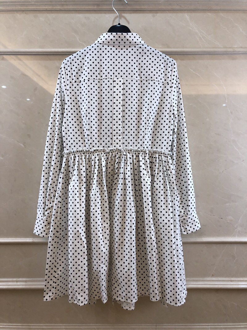 À Luxe Pics Longues Coton De Designer Robe 100 Chemises Manches Femmes As Lâche Marque n0N8Omwv