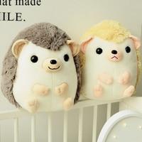 Children Lovely Soft Plush Hedgehog Toys Creative Stuffed Simulation Hedgehog Plush Doll Gifts for Child 35/45cm