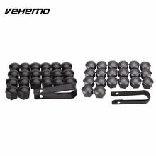 20Pcs Universal Car Truck Bike Tire Valve Stem Wheel Air Screw Dustproof Cover Cap 17mm Plastic w/Tools  Car Dustproof Tire Cap