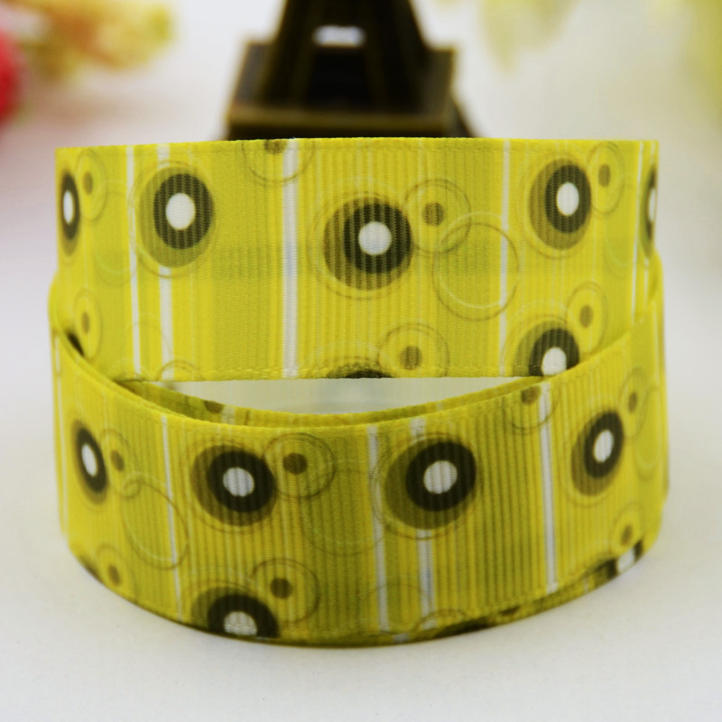 Apparel Sewing & Fabric Hot Sale 7/8 22mm Flower Stripes Cartoon Character Printed Grosgrain Ribbon Party Decoration Satin Ribbons Sewing Supplies 10y X-00466 Home & Garden