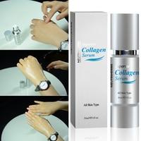 Superior Multi Peptide Collagen Serum Hyaluronic Acid Anti Wrinkle Anti Aging Cream For Moisturizing Firming Tightening