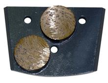 цена на Concrete Diamond Grinding Disc for Lavina Edco floor grinder grit 16