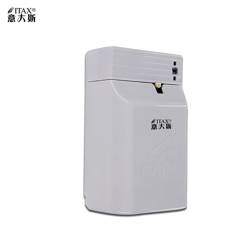 ABS Plastic Automatic Aerosol Dispenser Air Freshener Spray Dispenser White New Arrival X-1140A x 1105 automatic aerosol perfume dispenser wall mounted hotel home office air freshener abs plastic car air purifier fragrant