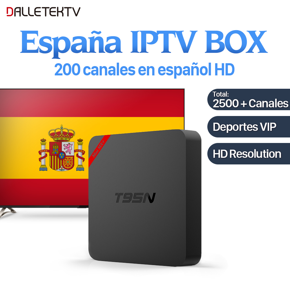 Spanish IPTV Box Android 6.0 IPTV Box with IUDTV IPTV Subscription Italy Sweden UK Greece Germany IPTV Europe Sports VIP Live free italy sky french iptv box 1300 european channels iudtv european iptv box live stream sky sports turkish sweden netherland
