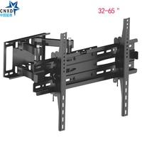 Articulating Full Motion TV Wall Mount Bracket Tilt Swivel Bracket TV Stand Suitable TV Size 32