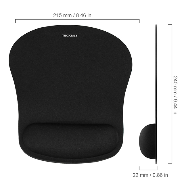 Ergonomic Gaming Office Mouse Pad 4