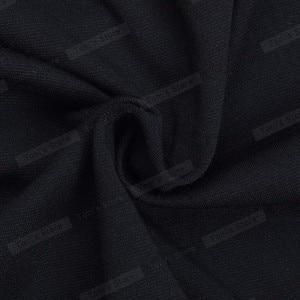 Image 5 - Nicea na zawsze Bowknot praca kobiet sukienka Vintage kobiety bawełniana tunika z krótkim rękawem formalna syrenka przyciski Wiggle sukienka b220