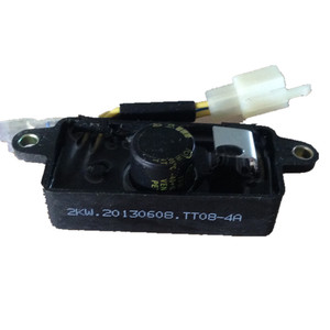 Image 5 - Lihua Automatic Voltage Regulator for generator spare parts, LiHua AVR 2KW 2.5KW 3kw 220V single phase Generator AVR top quality