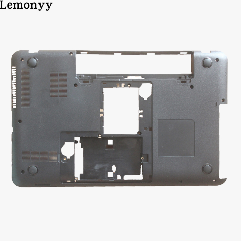 NEW Bottom case FOR Toshiba Satellite S850 S855 Laptop Bottom Base Case Cover black new case cover for lenovo g500s g505s laptop bottom case base cover ap0yb000h00