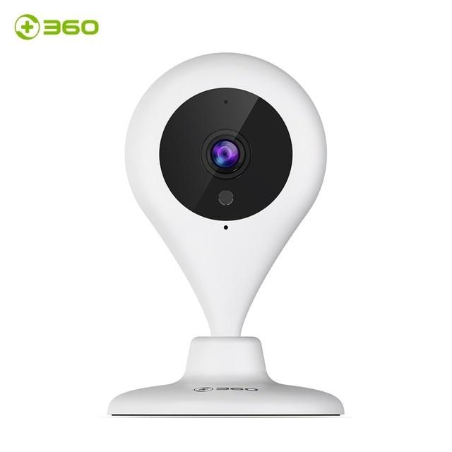 Камера видеонаблюдения 360 с функцией ночного видения D606 Wi-Fi 1080P(Full-HD)