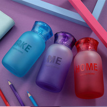 Exquisite Portable Leak Proof Glass Water Bottle