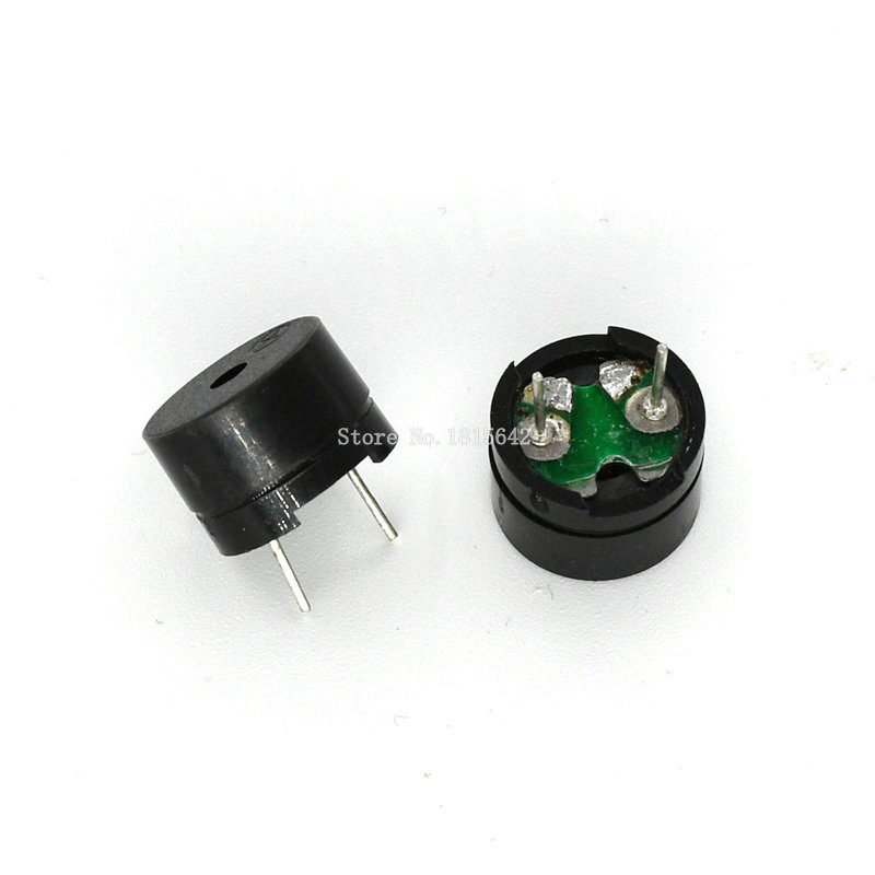 10PCS/Lot Passive Buzzer AC 12MM*8.5MM 12085 16R Resistance 3V 5V 9V 12V In Common Use New Wholesale