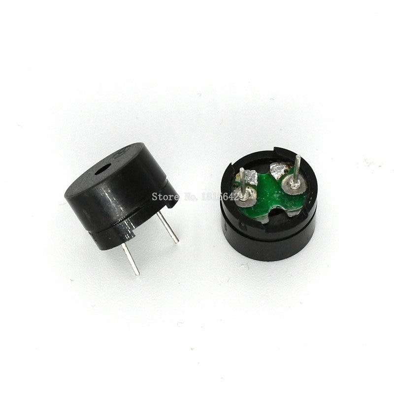 10 PCS/Lot Buzzer passif AC 12 MM * 8.5 MM 12085 16R résistance 3 V 5 V 9 V 12 V en usage commun nouvelle vente en gros