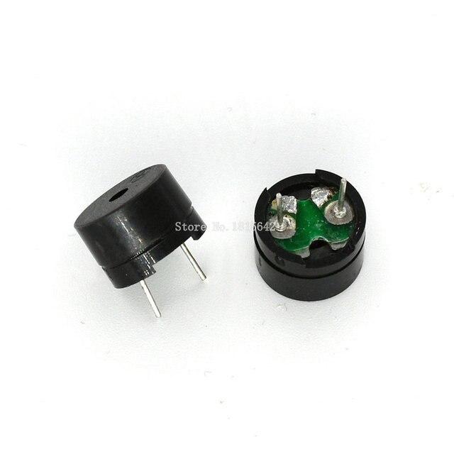 10PCS/Lot Passive Buzzer AC 12MM*8.5MM 12085 16R Resistance 3V 5V 9V 12V In Common Use New Wholesale