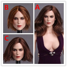 1/6 Scale GC007 Keira Knightley Head Sculpt for 12 Inches Bodies Toys Gifts Collections GACTOYS Action figure collections