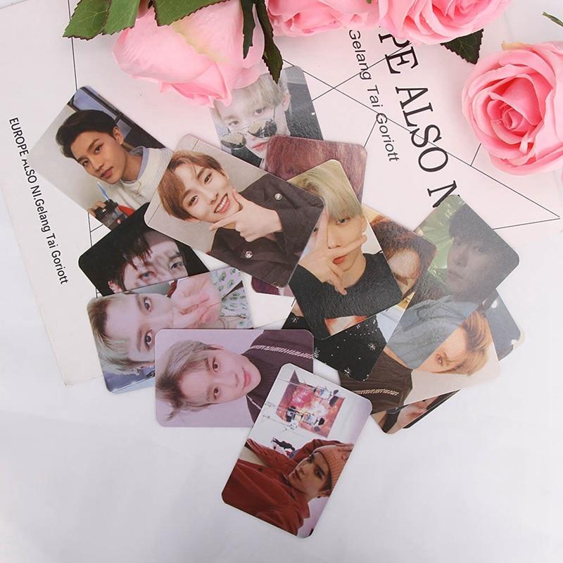 Новинка 2018, оригинальная бумага, популярная многоцветная версия NCT 127, постер, карта, автограф, Фотокарта, самодельные фотокарты