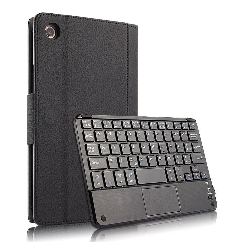 Pour Xiaomi Mipad 4 Plus étui pour clavier pour Xiaomi Mipad4 Plus tablette 10.1 pouces étui Bluetooth amovible magnétiquement