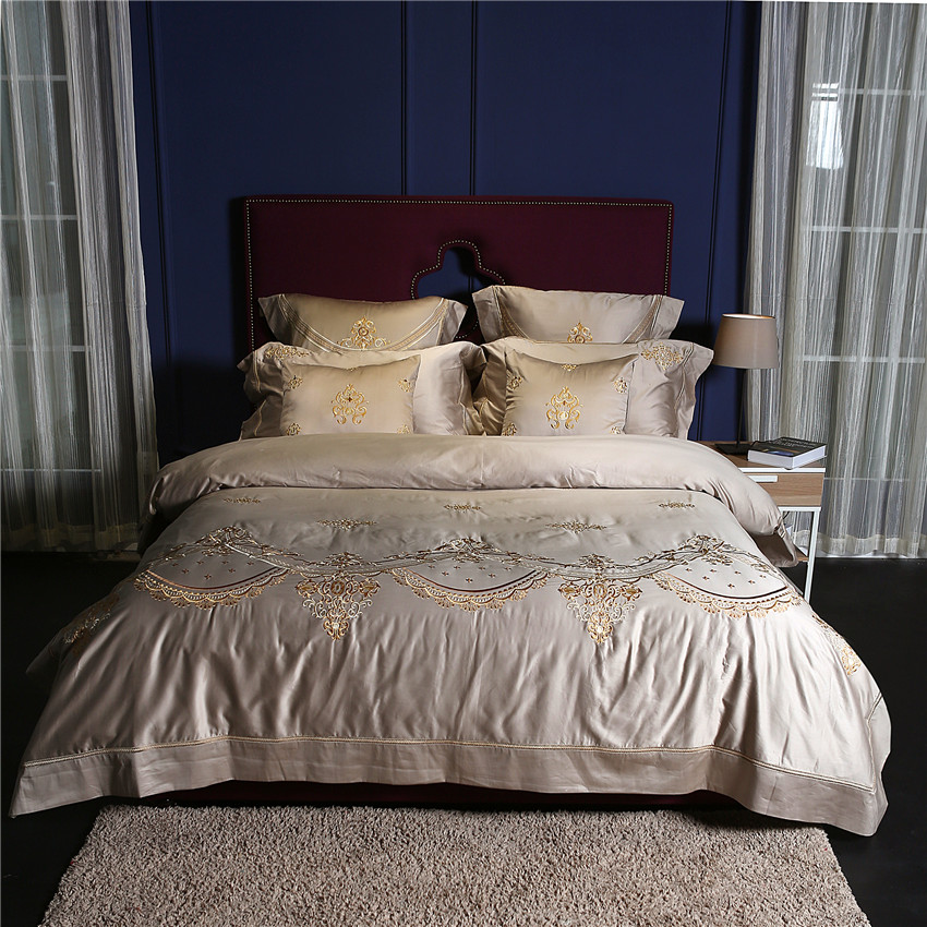 Luxury 100/% Egyptian Cotton Duvet Quilt Cover /& Pillowcase Bedding Set All Sizes