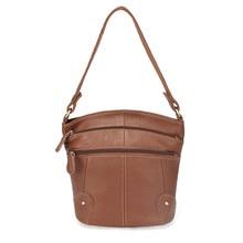 Sac en cuir véritable première couche pour femmes, sacoches à épaule Vintage MM2318, 100%