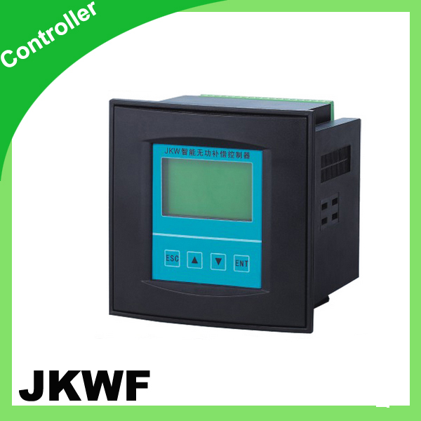 JKWF Split phase power factor correction controller 12 step LCD current voltage power factor currently power reactiveJKWF Split phase power factor correction controller 12 step LCD current voltage power factor currently power reactive