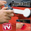 Car Auto Painel de Carroçaria PDR Extrator De Reparação Kit de Ferramentas de Remoção de Ding Dent Danos DIY 110 V