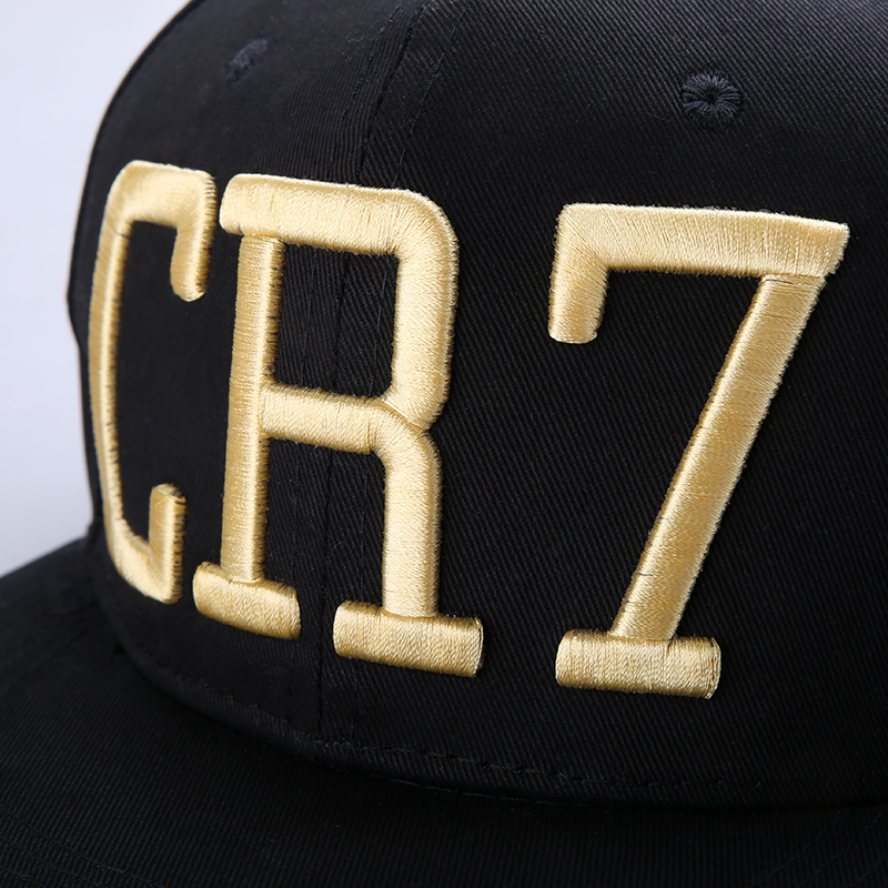 2015 NEW golf Cristiano Ronaldo CR7 Hats brand swag snapback hat bone gorras  planas caps hip hop swag cap hats for men women-in Baseball Caps from  Apparel ... cbb182cdfe5