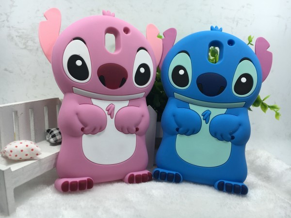 AIPUWEI FOR HTC Desire 610 Cases Cover 3D cute silicone cartoon stitch mobile phone housing back shell for FOR HTC 610 soft capa