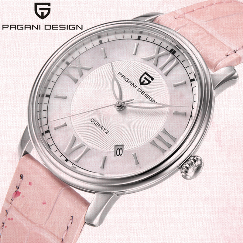 Women Watches Top Luxury Brand PAGANI DESIGN New Quartz Ladies Watch Waterproof Fashion Sport Women Clock Watch Relogio Feminino