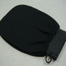 Горячая 1 шт./лот для хаммама, скраб, рукавица Волшебная рукавица для пилинга отшелушивающая рукавица для удаления загара(нормальное грубое ощущение