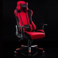 Гонки офисное кресло эргономичного дизайна Высокой Спинкой Кресло компьютерный стол, кресло офисной мебели игровой стул эргономичный диза