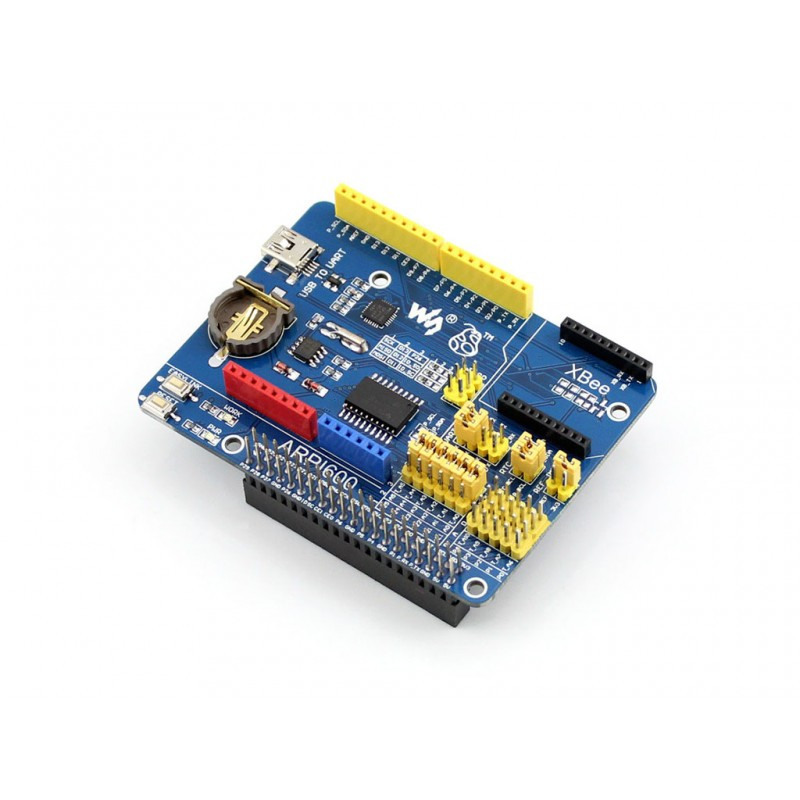 module Waveshare ARPI600 Raspberry Pi 1 Model A+/B+/2 B/3 Model B Expansion Development Board Supports XBee modules Adapter tengying tygpio 40pin adapter board 3 26pin expansion board for raspberry pi b red