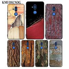 For Huawei Honor Mate 7C 7A 8 8X 9 9N 10 20 Nova 3 3e 3i  Pro Lite Black Silicon Phone Case Wooden Pattern wood textures Style for huawei honor mate 7c 7a 8 8x 9 9n 10 20 nova 3 3e 3i pro lite black silicon phone case adventure time style