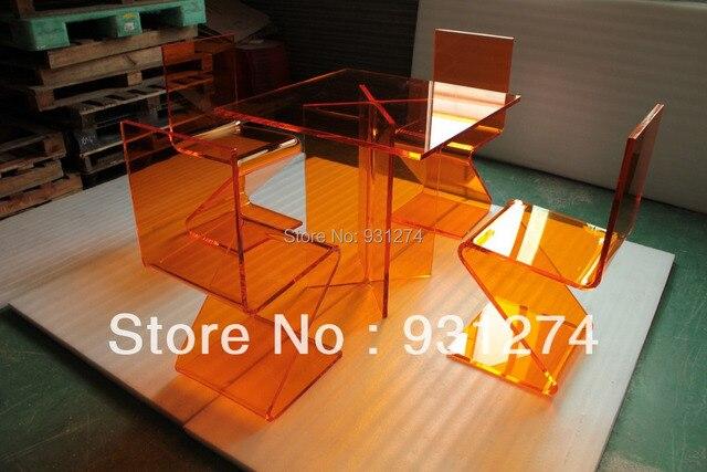 aliexpress : eine lux farbige plexiglas acryl esstisch x, Esstisch ideennn