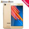 Caso libre haweel h1 pro 5.0 pulgadas 4g lte android 6.0 1 GB + 8 GB MTK6735 Smartphone Quad Core 1.2 GHz HD de Pantalla Dual SIM Teléfono Móvil