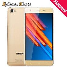 Оригинал HAWEEL H1 PRO 5.0 дюймов 4 Г LTE Android 6.0 1 ГБ + 8 ГБ MTK6735 Смартфон Quad Core 1.2 ГГц Экран HD Dual SIM мобильный телефон