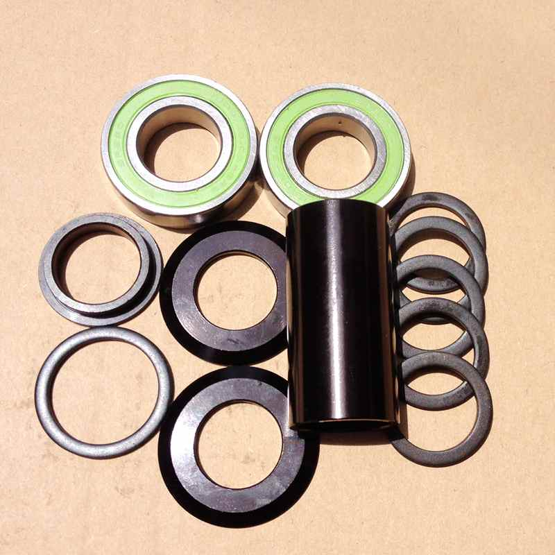 SPANISH 19mm 68mm  Sealed Bearing Bmx Bottom Bracket Set