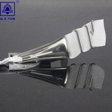 Q. X. YUN оверлок папка клейкая лента Размер 34 мм A10 Хеммер прямой угол Скоба Биндер для швейной машины обвязки кривой кромки
