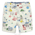 Quality 100% Woven Cotton New 2017 Baby Boys Clothing Children Toddler Kids Clothes Beach Shorts Summer Casual Pants Baby Boys