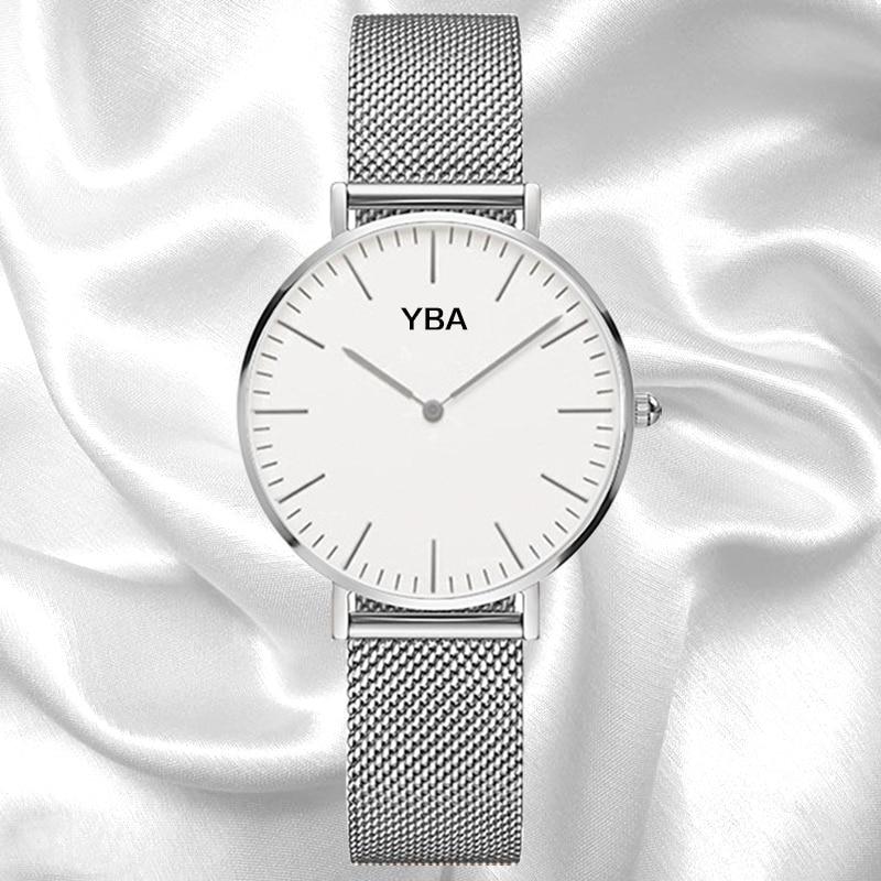 2018 DW Style Fashion Clock Men Watch Top Brand Luxury Quartz Rose Gold Male Classic Watches Reloj Hombre Relogio Masculino