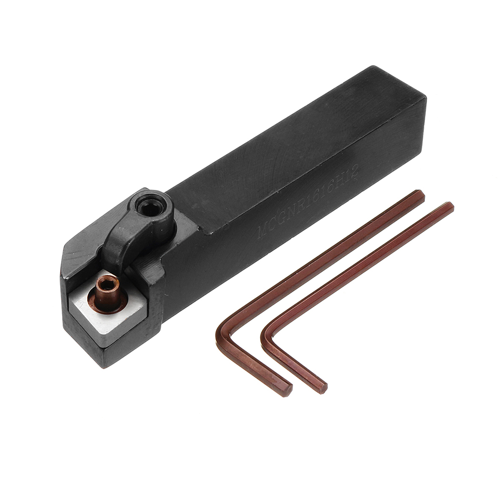 MCGNR1616H12 Lathe Turning Tool Holder Boring Bar for <font><b>CNMG120404</b></font> Insert image