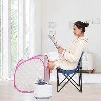 Sauna box steam sauna foot bath bucket steam foot sauna heater Foot Steam Sauna relax slimming Improves blood circulation