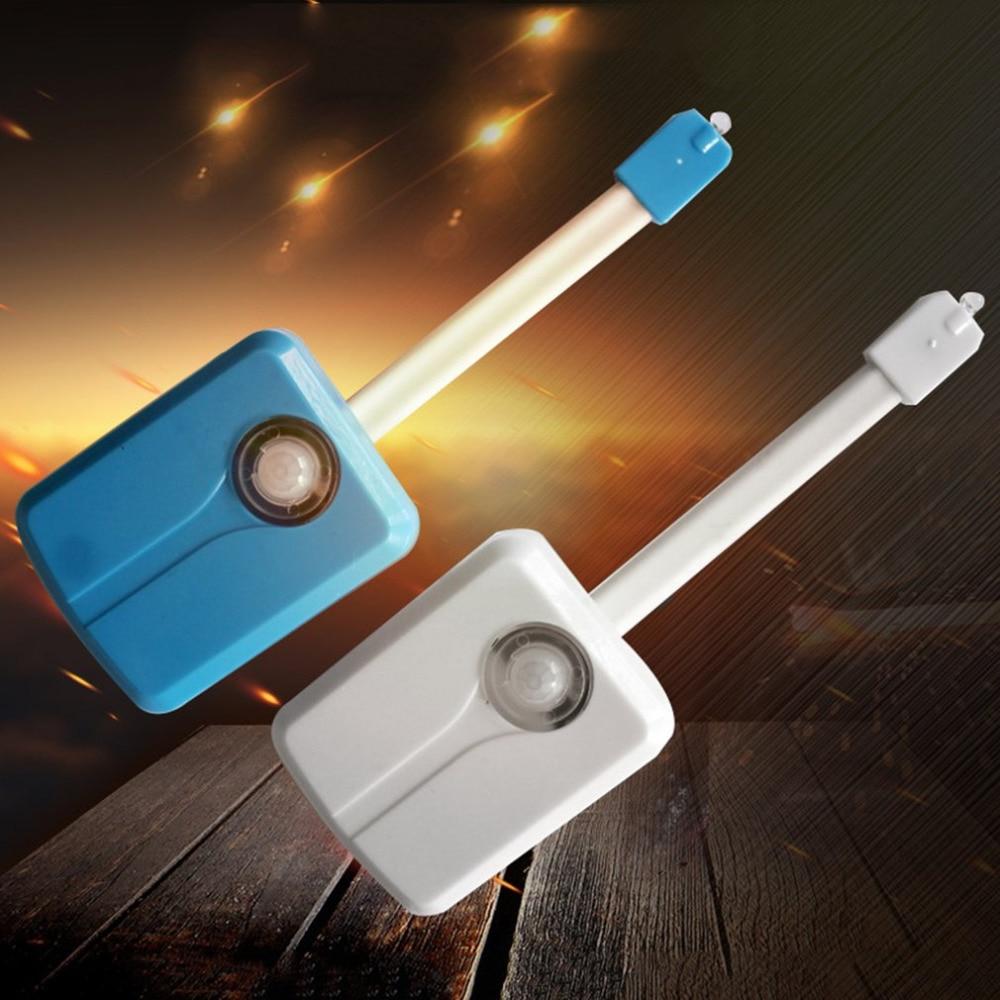 Smart Motion Activated Sensor Toilet Night Light Bathroom