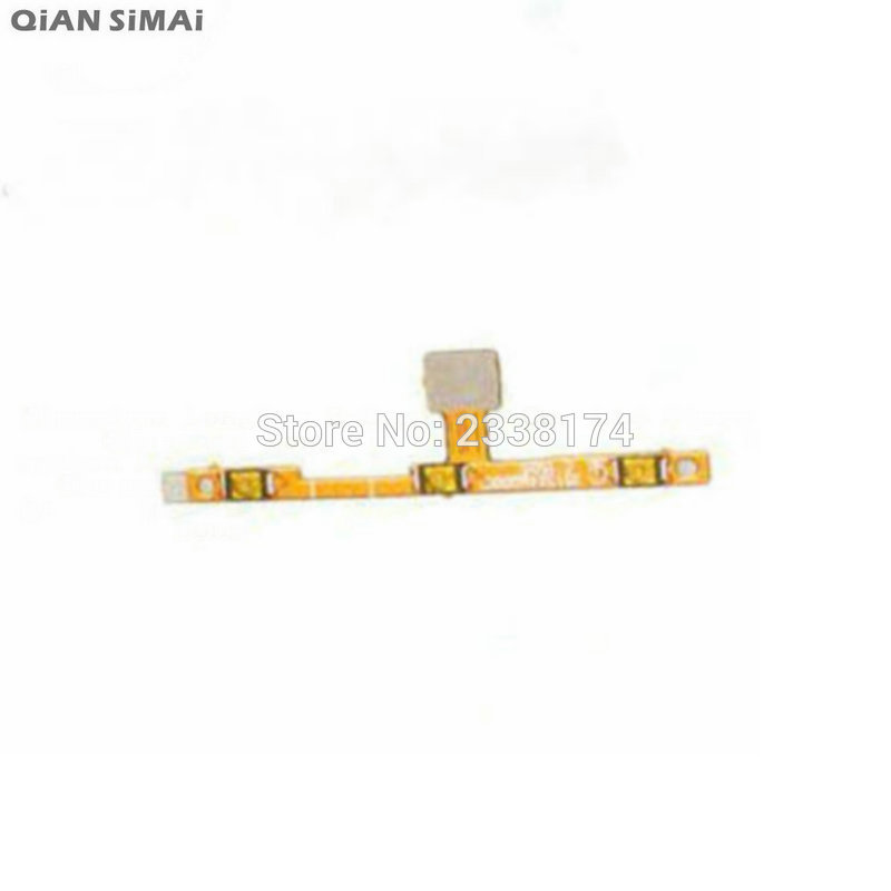 QiAN SiMAi For xiaomi 4 mi 4 m4 mi4 New Original Power on/off+Volume up/down Button Flex Cable Repair Parts
