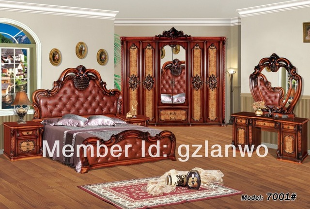 Aceptar puerta a puerta libre tallado antigüedad camas diseño de ...