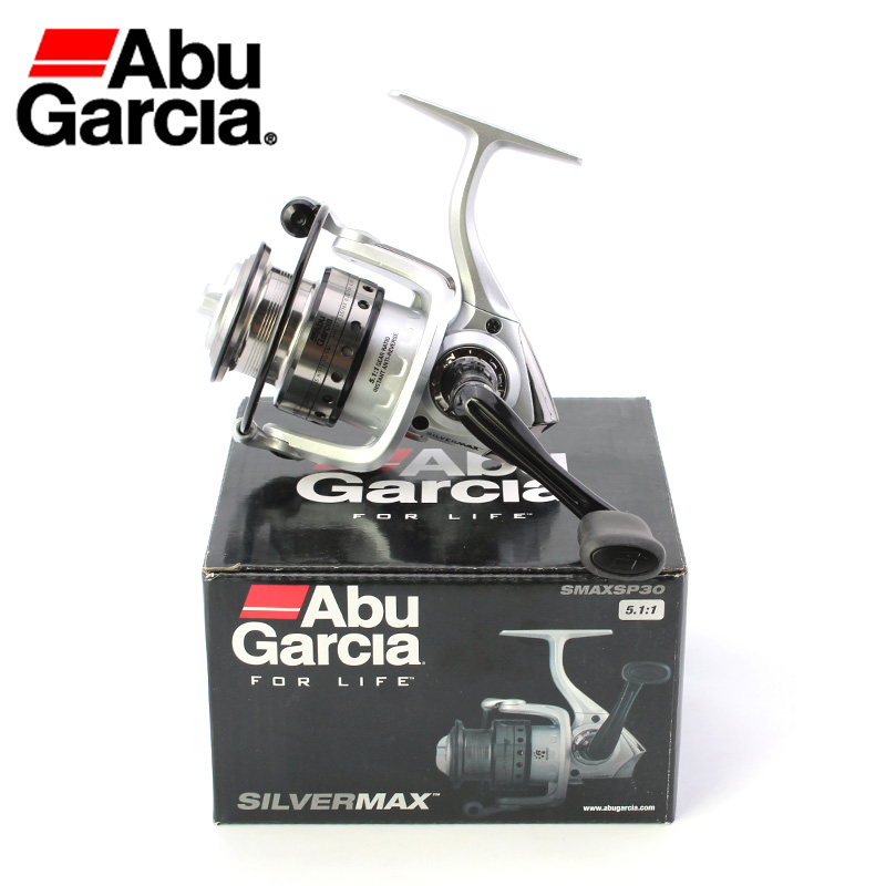 Abu Garcia Brand SMAXSP 1000 - 4000 6BB Fishing Spinning Reel Freshwater Fishing Gear for Feeder brand new smt yamaha feeder ft 8 2mm feeder used in pick and place machine