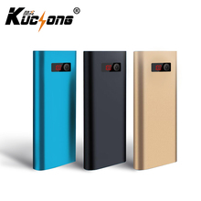 KUCHONG 20000mah Power Bank 18650 3 USB Portable Charger External Battery Pack With LED Indicator Backup Battery Fast Shipping
