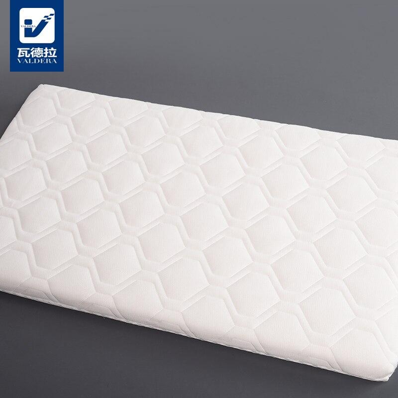 Valdera моющиеся детская кроватка, матрас латекс Матрасы для детей BB новорожденных