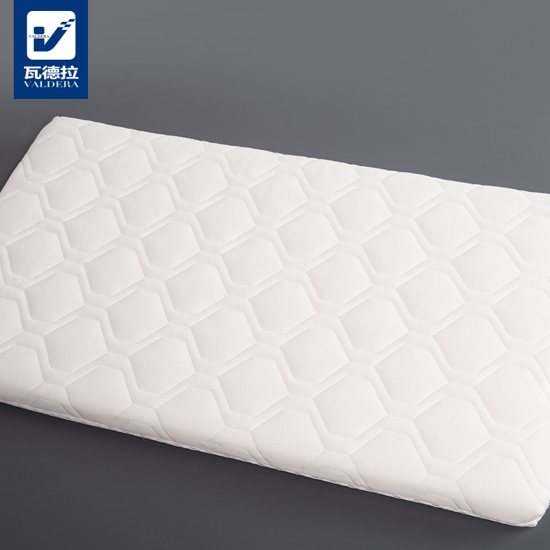 Valdera Washable Baby Crib Mattress Latex Mattresses For Children Bb Newborn natural latex mattress comfort revolution hydraluxe gel memory foam mattress